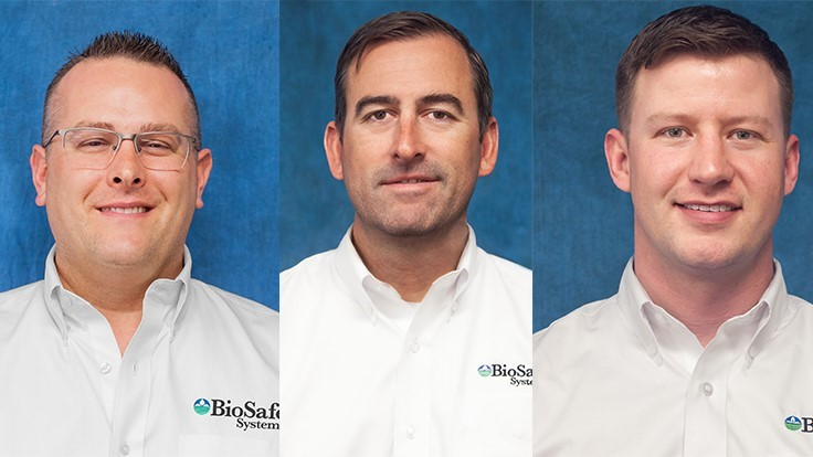 BioSafe Systems announces organizational changes