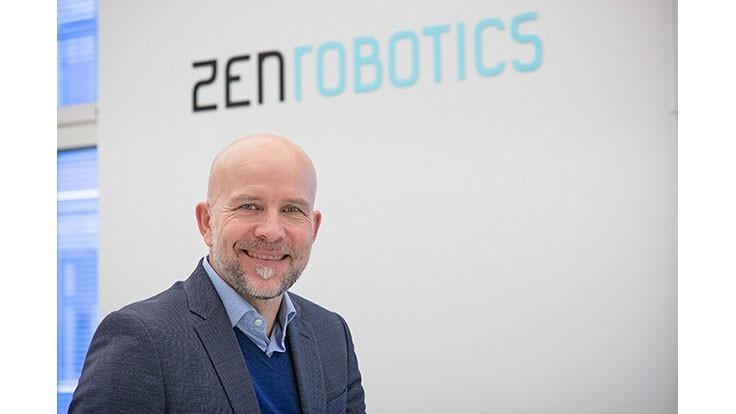 ZenRobotics names new CEO