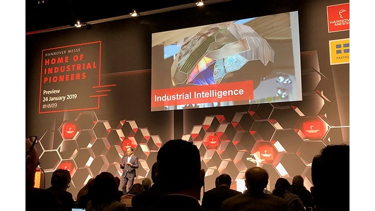 HANNOVER MESSE 2019: Industrial Intelligence