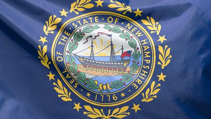 New Hampshire Commission Opposes Marijuana Legalization