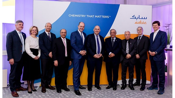 SABIC says it will boost its recycling presence