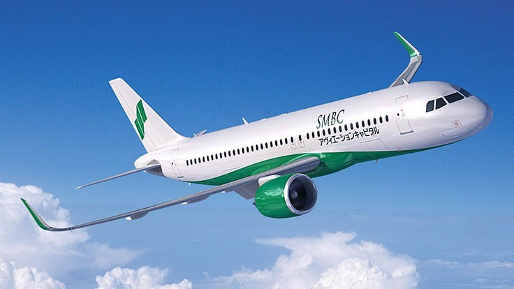 SMBC Aviation Capital orders 65 Airbus A320neo aircraft