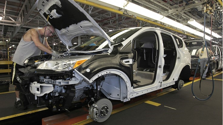 Mexico reports stable auto production in 2018