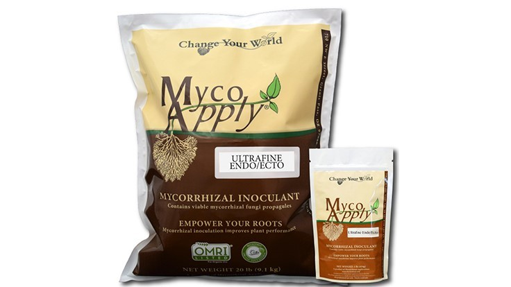 Mycorrhizal Applications introduces MycoApply Ultrafine Endo/Ecto
