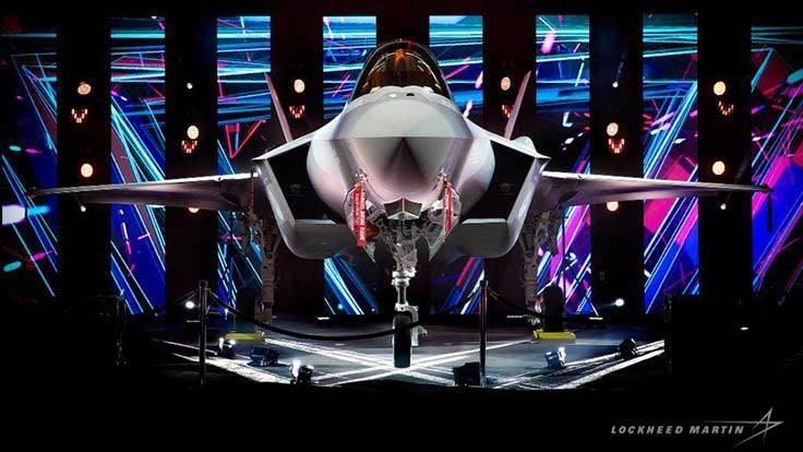 GKN Fokker to continue work on F-35