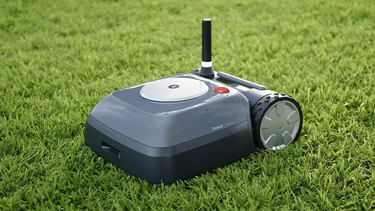 iRobot launches robo mower