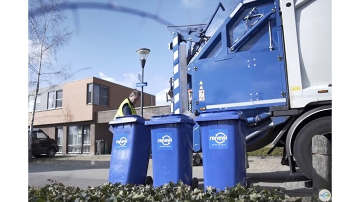 Renewi furthers sustainability with 'circular' bins