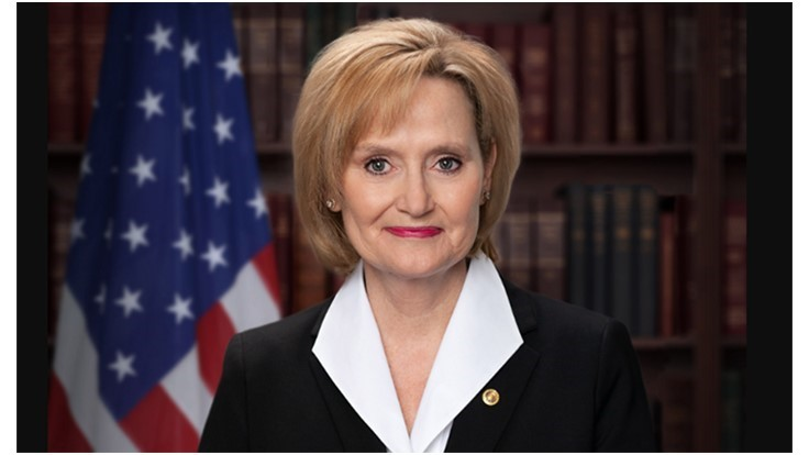 Sen. Hyde-Smith Confirmed as Legislative Day Speaker