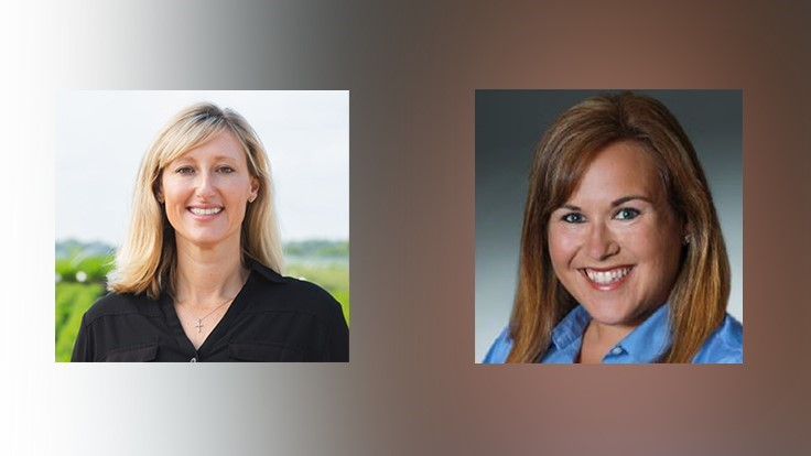 Lyndsi Oestmann and Jessica Feuerbach join WNLA board of directors