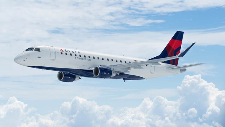 SkyWest places firm order for 9 Embraer E175 jets