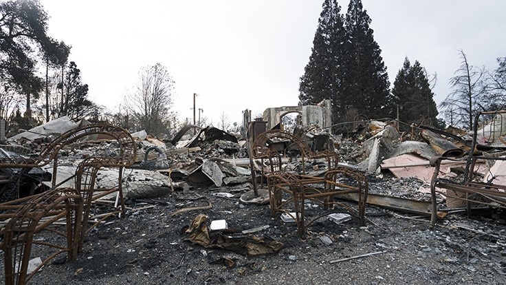 First phase of Camp Fire cleanup near completion
