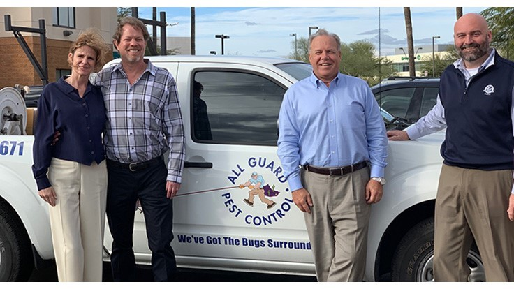 Arrow Exterminators Acquires All Guard Pest Control