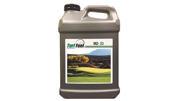 Target Specialty Products launches Turf Fuel MZ-23