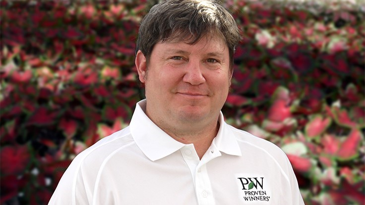 Pleasant View Gardens adds Tom Pierro to its sales team