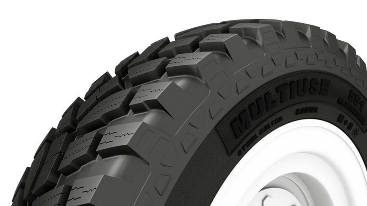 Alliance Tire Group Debuts New Snow Tire