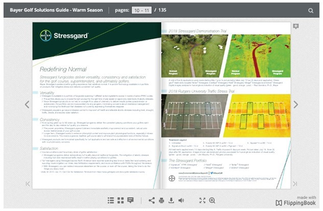 Bayer releases new digital tool to help turfgrass managers