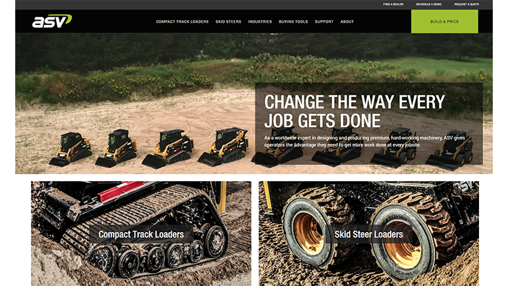 ASV launches new website, brand strategy