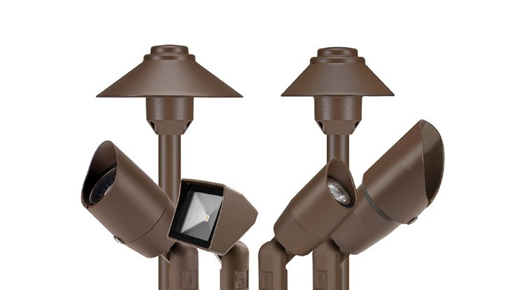 Vista releases V-Series landscape lighting collection