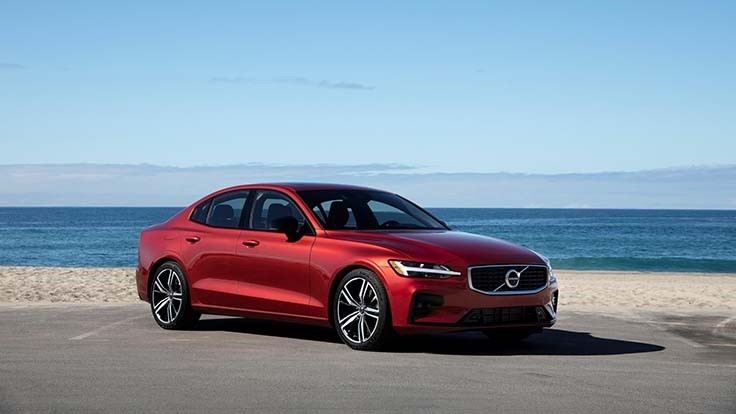 Volvo shipping cars from South Carolina to Europe