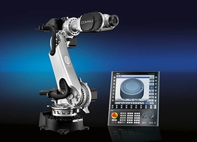 Siemens Run MyRobot /Direct Control offered with Comau