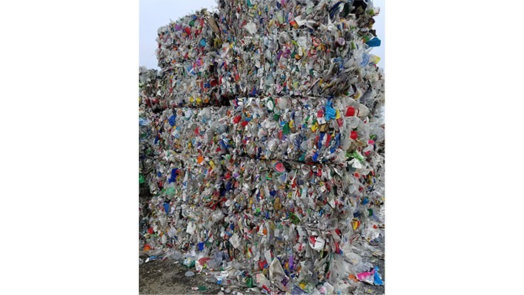 New Jersey's G&F Recycling uses optical sorter to recover mixed plastics