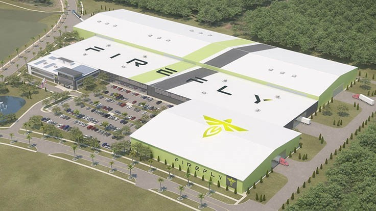 Firefly Aerospace to establish production at Cape Canaveral