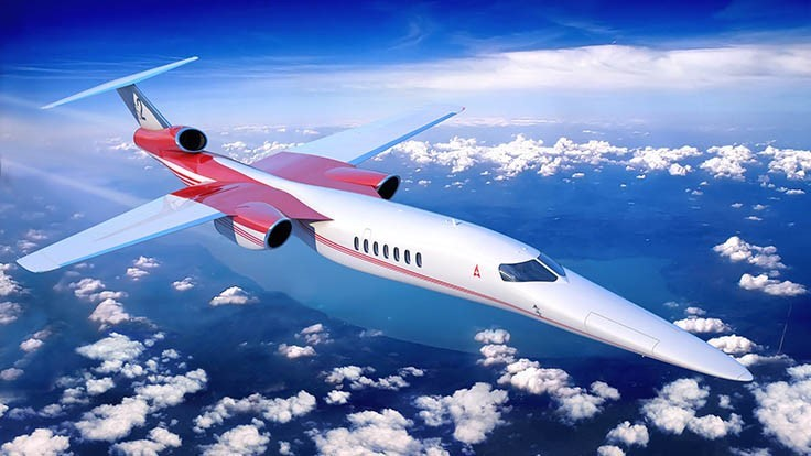 Aerion adds Spirit AeroSystems to AS2 supersonic bizjet program