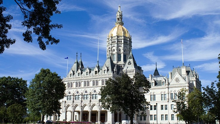 Connecticut Weighs Adult-Use Cannabis Legalization Options