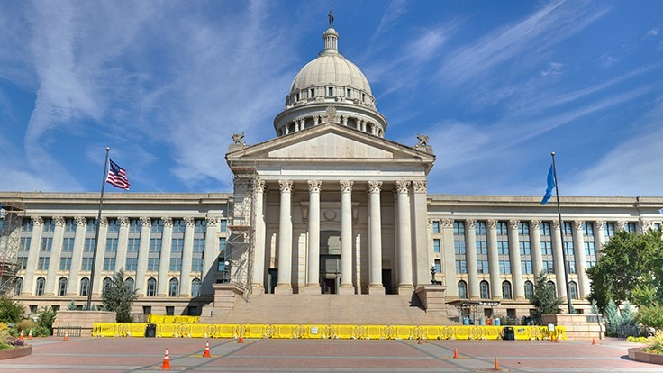 Oklahoma House Passes Medical Marijuana 'Unity Bill' After Lengthy Discussions on Firearm Ownership, Tenant-Landlord Rights