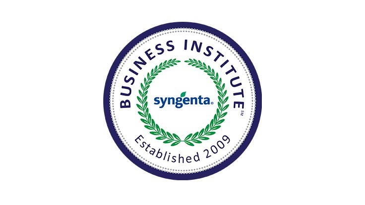 Applications for the 2019 Syngenta Business Institute are open