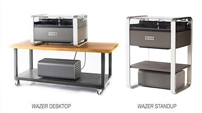 Desktop waterjet