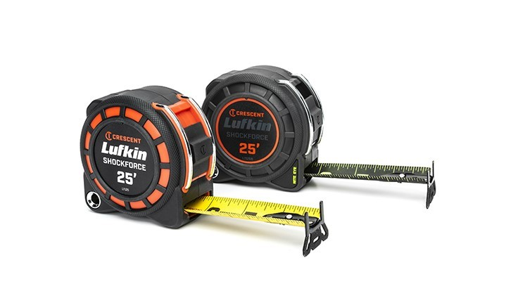 Apex Tool Group announces new tape measures