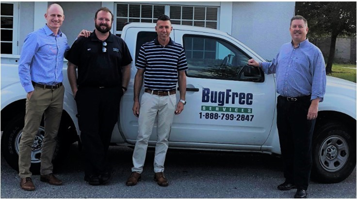 Arrow Environmental Services Acquires Bug Free Services
