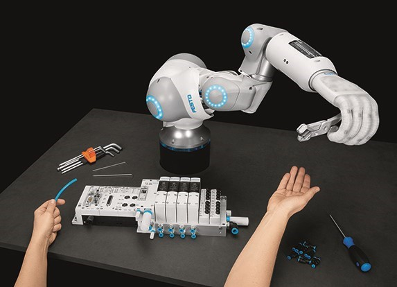 Why attend HANNOVER MESSE 2019: Festo