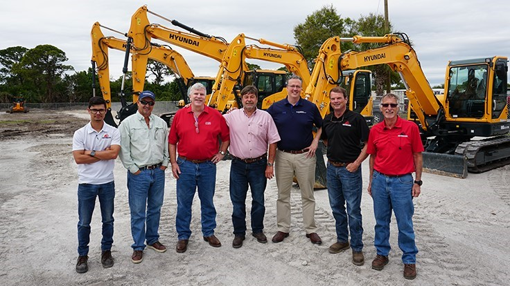 Hyundai adds Earthmovers Construction Equipment to dealer network