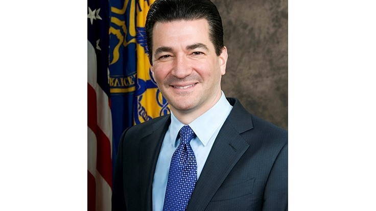 FDA commissioner Dr. Scott Gottlieb to resign in April