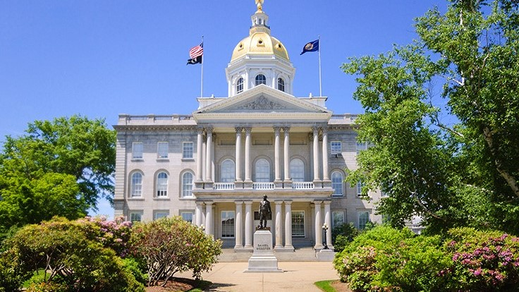 Adult-Use Cannabis Legalization Bill Makes Progress in New Hampshire Legislature