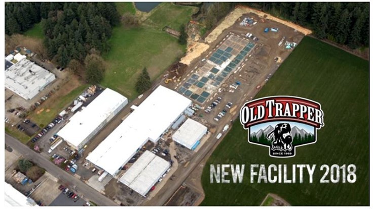 Old Trapper Celebrates 50 Years, Opens New Manufacturing Facility