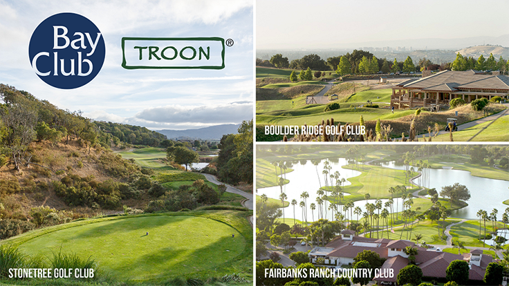 Troon selected to manage golf operations for The Bay Club