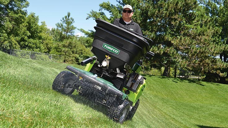Turfco launches giveaway