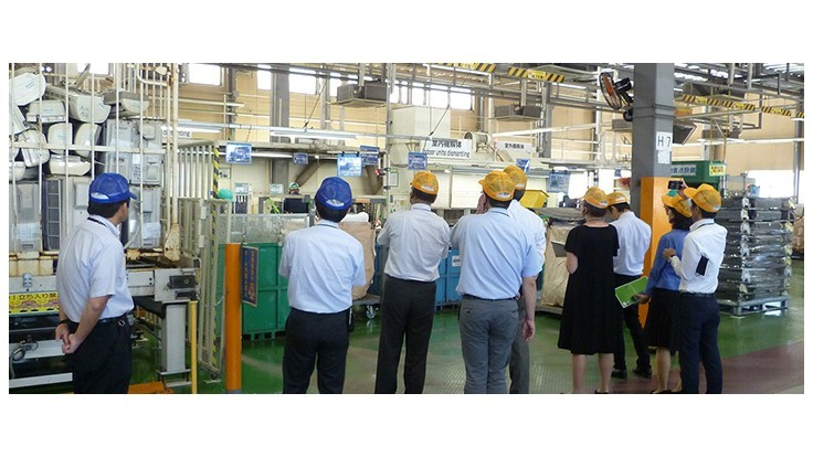 Facility tours scheduled for July Tokyo conference