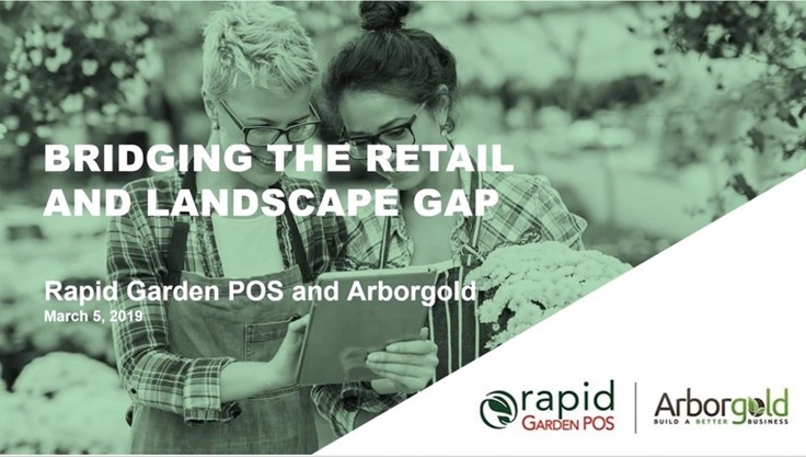 Bridging the Retail and Landscape Gap