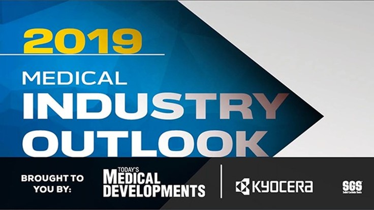 2019 Medical Device Design & Manufacture Industry Outlook (Video)