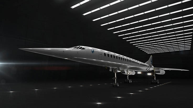 Boom Supersonic starts mfg. site selection process