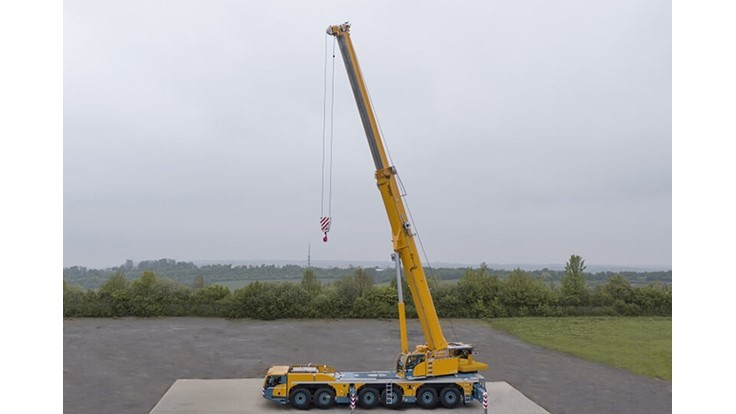 Terex to sell Demag Mobile Cranes division