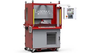 Laser-marking equipment