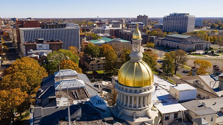 New Jersey Lawmakers Set Up March 25 Vote on Cannabis Legalization