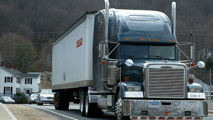 Trucking: agriculture commodity bill introduced