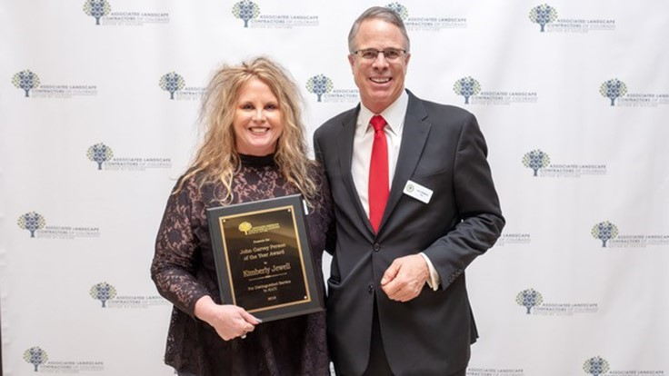 ALCC names Kim Jewell Its Person of the Year