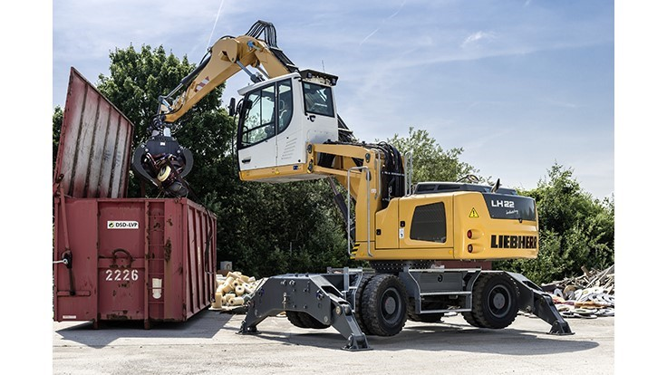 Liebherr to display equipment at ISRI 2019